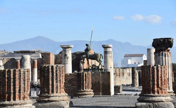 """A Pompei visite online sulle note di Ennio Morricone: dal 21 dicembre il portale """"Pompei Commitment"""""""