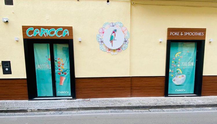 """A Sant'Anastasia nasce """"Carioca"""", la pokeria che mescola gusti e colori."""