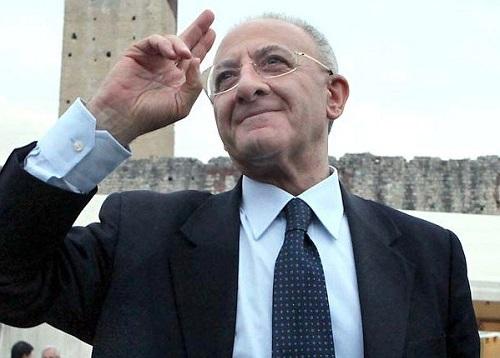 """Terzo mandato per De Luca? Il Governatore: """"Con approvazione legge elettorale in Campania niente di innovativo"""""""