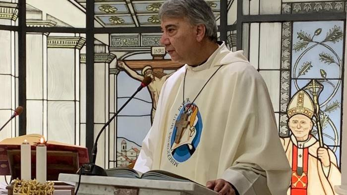 Don Mimmo Battaglia il successore del cardinale Crescenzio Sepe all'Arcidiocesi di Napoli