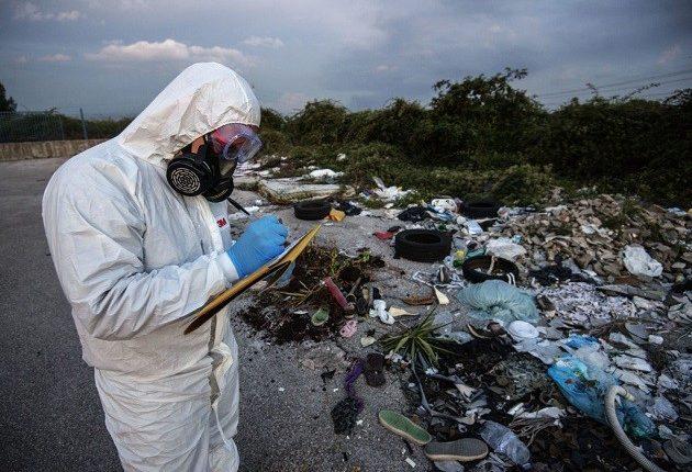 Dossier Legambiente 2019, la Campaniatra le prime regioniper i reati ambientali