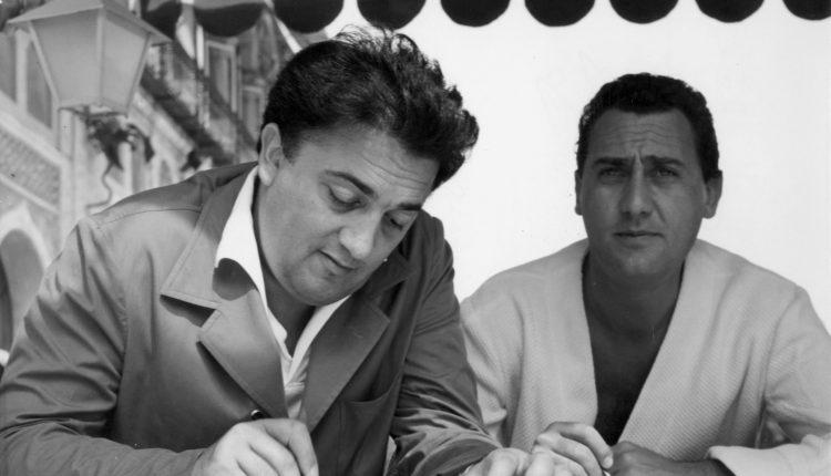Pulcinella FilmFest, apre mostra virtuale su Fellini dal 14-20 dicembre on line, omaggio anche a Sordi per V edizione