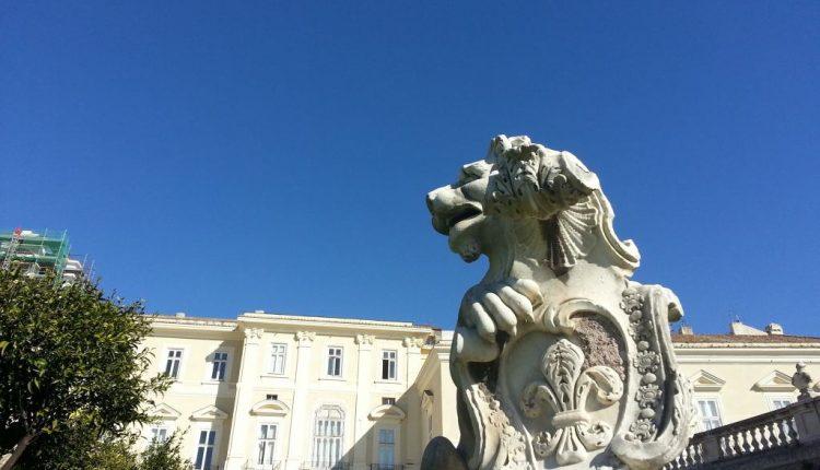 Beni culturali, via libera al restauro della Reggia di Portici: 1,8 milioni dal Mibact