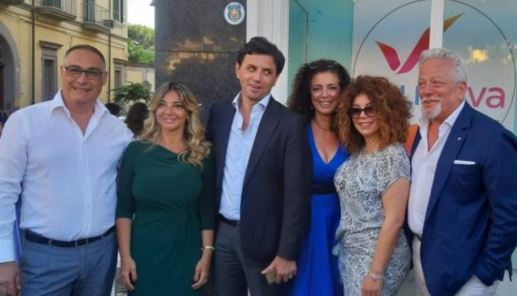 Parte oggi il Coordinamento Comitati Italia Viva Napoli2030: designatiLibera D'Angelo e Antonio Solano come rappresentanti