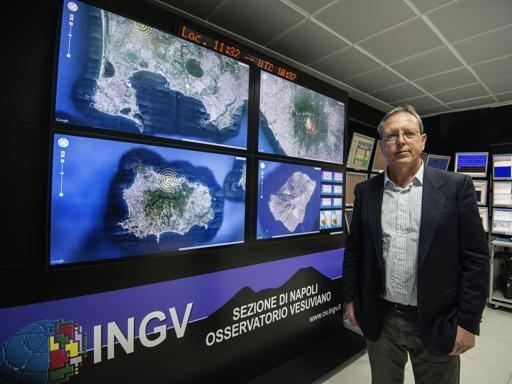 """""""Napoli e provincia sono l'area vulcanica più rischiosa al mondo"""": l'annuncio allarmante dell'Istituto Nazionale di Vulcanologia"""