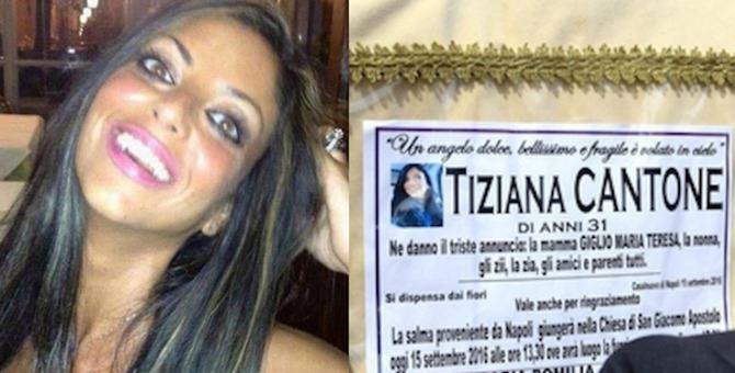 Tiziana Cantone, la Procura apre un fascicolo per omicidio