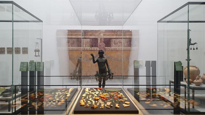 """Dagli ori ai calchi, a Pompei riapre l'Antiquarium: dal 25 gennaio. Osanna: """"finalmente un vero museo, ed è unico"""""""
