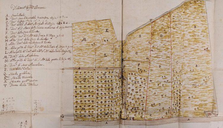 TRACCE DI MEMORIA – Brevi note sull'origine dei confini dell'abitato a Volla (Luigi Verolino)