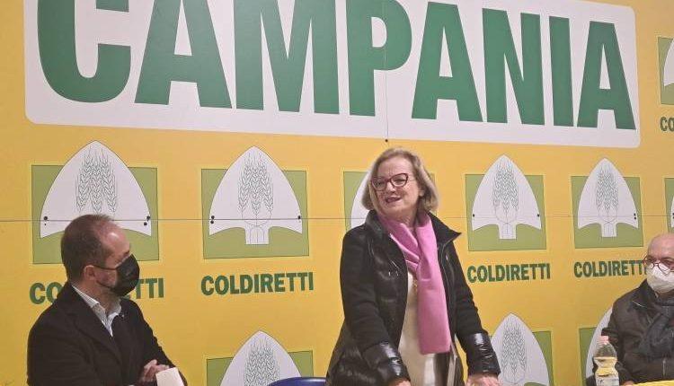 Agricoltori 4.0 e formazione, Coldiretti Campania incontra l'assessore regionale alla formazione Armida Filippelli