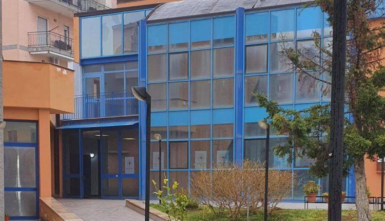 A San Giorgio a Cremano, il Centro Polifunzionale diventa sede per la somministrazione dei vaccini