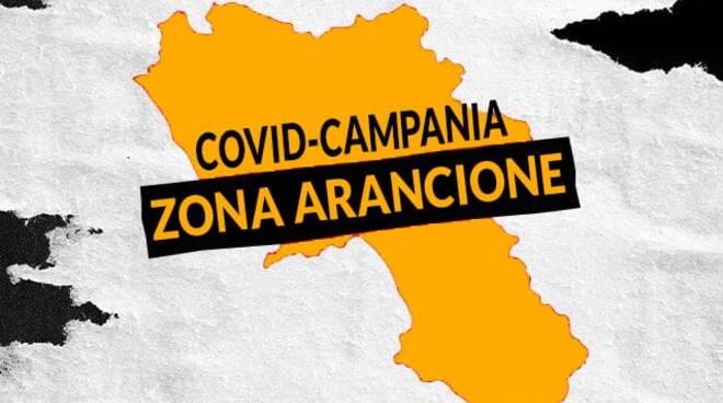 """La Regione Campania da domenica in zona arancione, oggi la firma del ministro. Il Governatore De Luca: """"Era inevitabile con zero controlli e città abbandonate"""""""