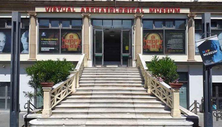 Ennesimo tentativo di furto al Museo Archeologico Virtuale di Ercolano, la denuncia del sindaco Ciro Bonajuto