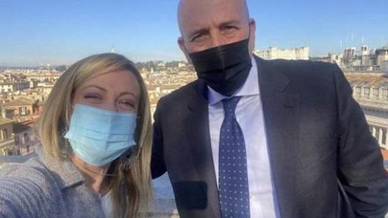 Elezioni a Napoli 2021: Fratelli d'Italia lancia la candidatura a sindaco di Sergio Rastrelli