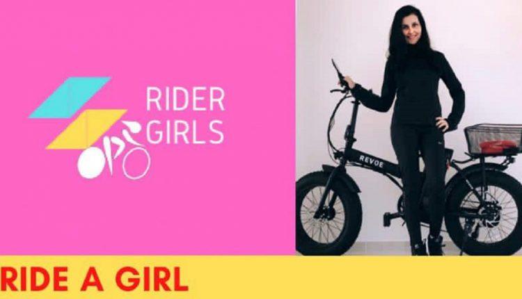 Dall'idea di una stilista sangiorgese, ecco le Rider Girls e le consegne a domicilio green