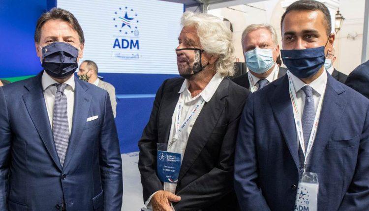 M5s, summit a Roma con Conte e Grillo: nuovo simbolo e regole meno algoritmiche