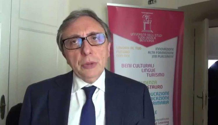 Il Rettore del Suor Orsola Benincasa Lucio d'Alessandro eletto vicepresidente del Cnr