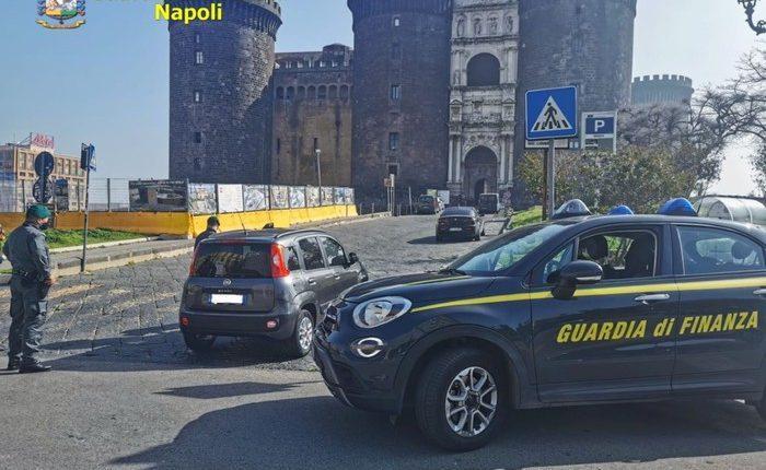 Emergenza Covid: controlli della Guardia di Finanza tra Napoli e provincia, 1563 persone controllate