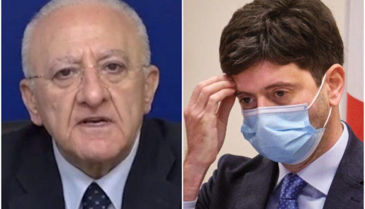 Emergenza Covid, la Campania resta zona rossa: il Ministro Speranza proroga l'ordinanza in scadenza