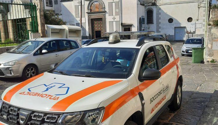 Riattivato il servizio dell'auto medica a Sant'Anastasia