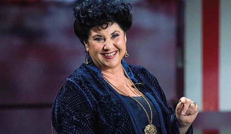 """Marisa Laurito si racconta in """"Una vita scapricciata"""" in libreria il 13 aprile per Rizzoli"""