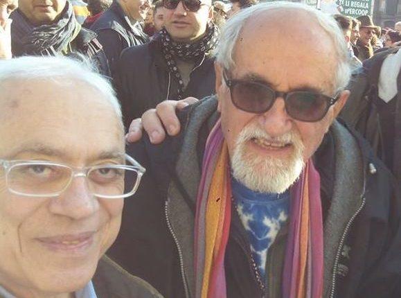 """Sul digestore di rifiuti a Pomigliano d'Arco, il """"no"""" di don Peppino Gambardella e il silenzio assenzo del Movimento 5 stelle (locale e regionale)"""