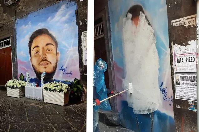 Napoli ripulita dai murales inneggianti i delinquenti, Francesco Emilio Borrelli propone che vengano realizzati quelli rappresentanti le vittime innocenti della criminalità