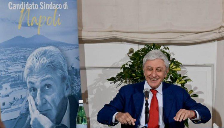 """Verso le Comunali a Napoli – Antonio Bassolino """"Strada in salita ma posso farcela"""""""