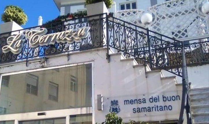 La Mensa del Buon Samaritano rischia la chiusura: distribuisce ogni 100 pasti ai bisognosi autofinanziandosi con le attività di ristorazione. Venerdì manifestazione a Portici