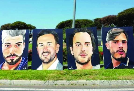 TRA LE VITTIME 4 GIOVANI VESUVIANI – Concluse le indagini sul crollo del ponte di Genova, notificati gli avvisi di garanzia