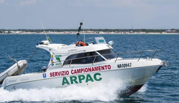 Lo studio sul mare in Campania, secondo l'Arpac è balneabile il 97% delle acque