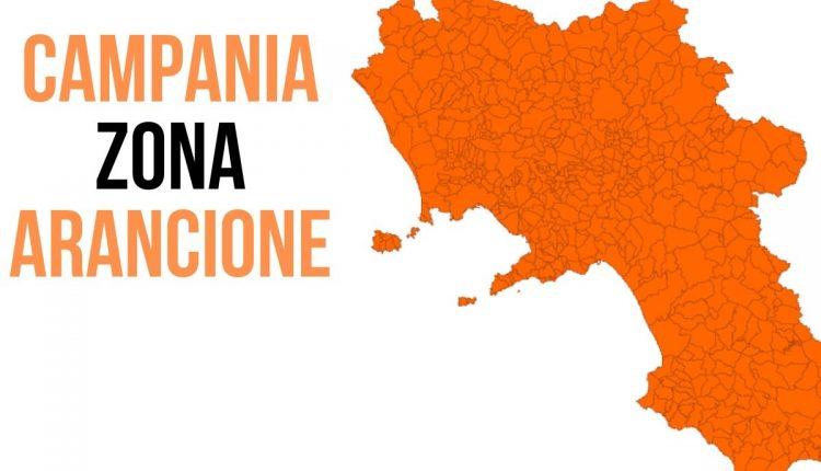 La Campania verso la zona arancione: si decide domani per partire lunedì