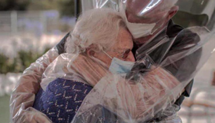 """Obiettivo """"umanizzare la cura""""dei pazienti Covid: nel Covid Hospital di Boscotrecase una """"stanza degli abbracci"""""""