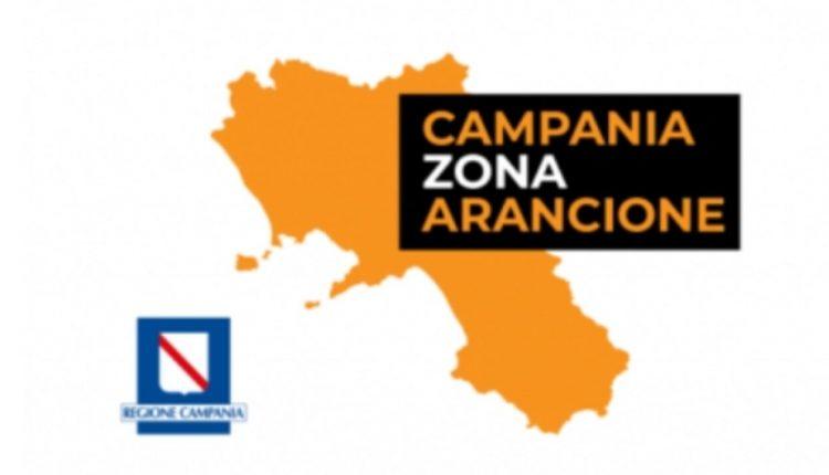 La Campania passa in zona arancione da lunedì prossimo, il Ministro Speranza ha firmato il decreto