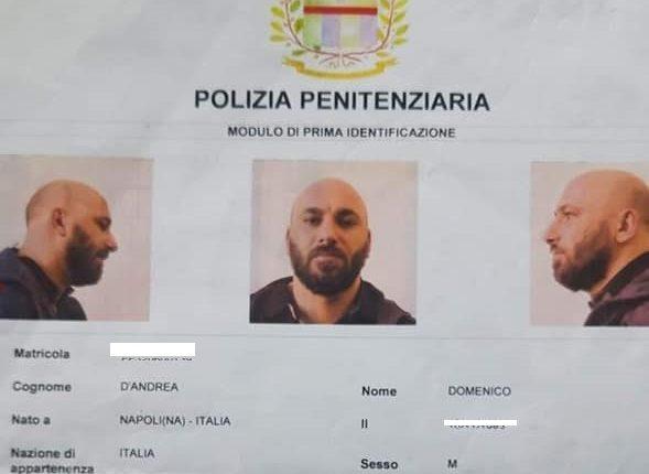 Pippotto è evaso dal carcere, scontava l'ergastolo per l'omicidio di Salvatore Buglione nel 2006