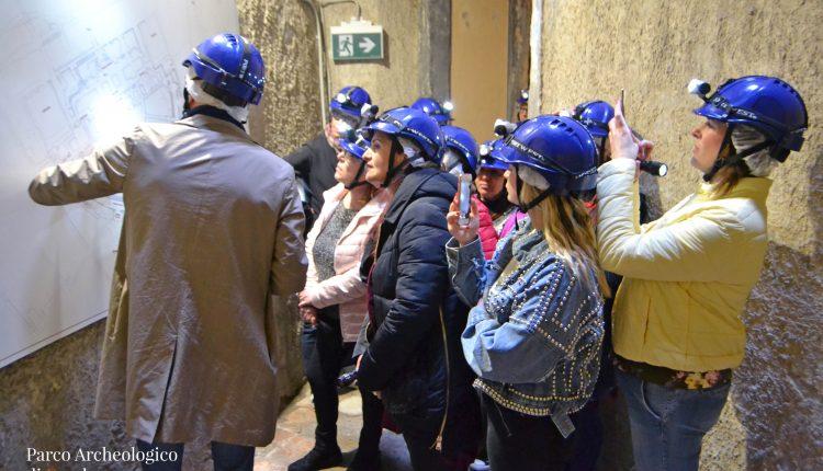 """Riparte venerdì 14 maggio """"Close up cantieri"""" al Parco Archeologico di Ercolano"""