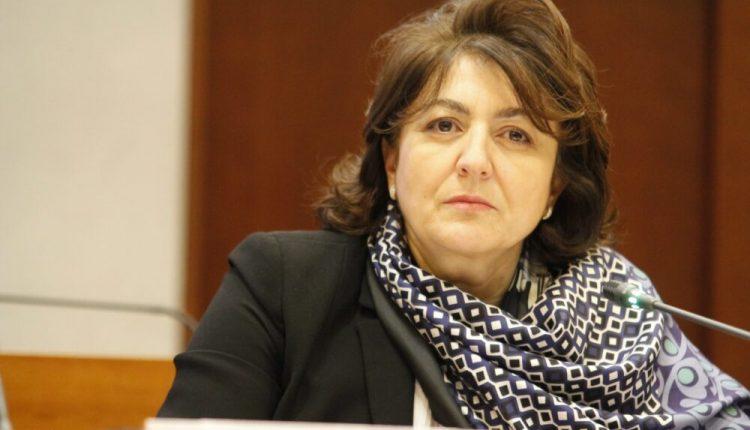 RICORDANDO ANNABELLA COZZOLINO – Ministra e vice presidente della Regione per la presentazione del centro antiviolenza di Ercolano