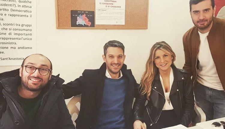 """DOPO CONCORSOPOLI – A Sant'Anastasia, l'intervento del Pd: """"Occorre un piano assunzioni al Comune"""""""