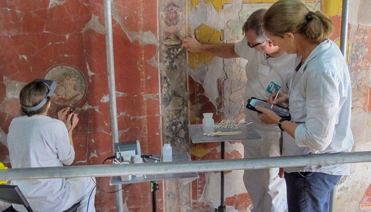 """L'Herculaneum Conservation Project compie 20 anni, Franceschini: """"Un'eccellenza del mecenatismo culturale"""""""