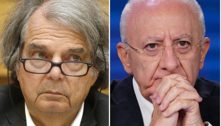 """Concorsone al Sud, il ministero contro De Luca: """"Basta falsità"""""""
