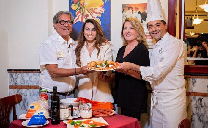A Napoli nasce 'Eva', la pizza a basso impatto calorico ideata con la cattedra Unesco alla Salute e alla Sostenibilità