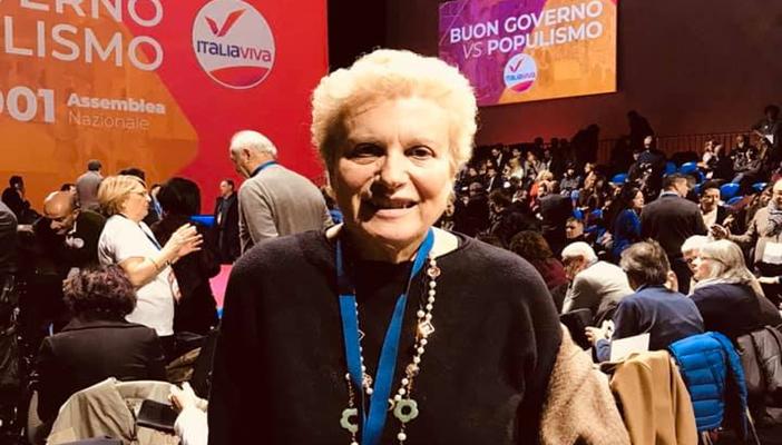 Italia Viva, incontro con Rosato insieme ai coordinatori cittadini Graziella Pagano e Apostolos Paipaisper definire le liste a Napoli