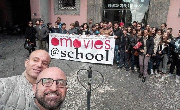 Il Cinema sociale – Nasce Omovies@School festival contro le discriminazioni