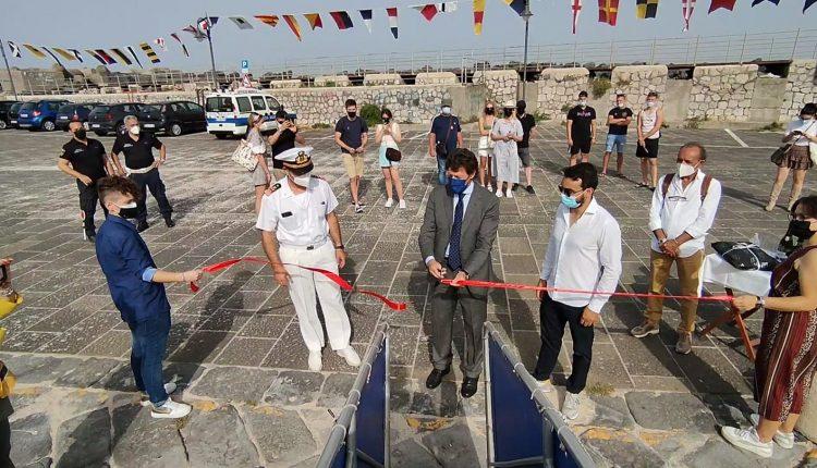 A Portici, taglio del nastro per il diretto Portici-Capri (e ritorno). In arrivo il metrò del mare regionale