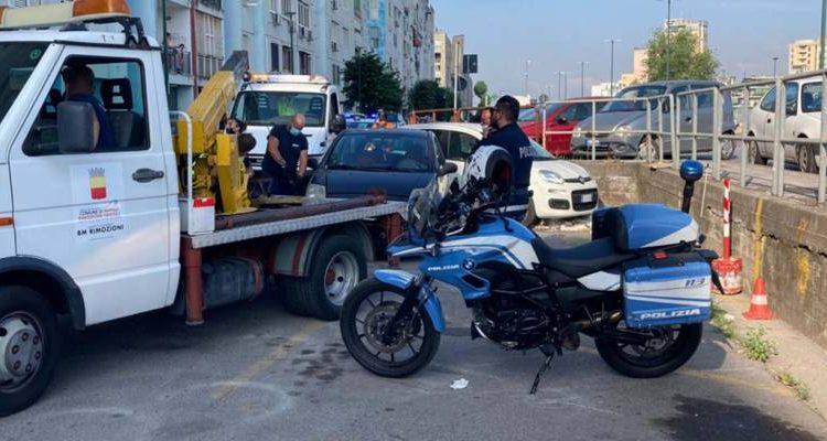 Controlli al Lotto Zero di Ponticelli: sequestrate auto e moto