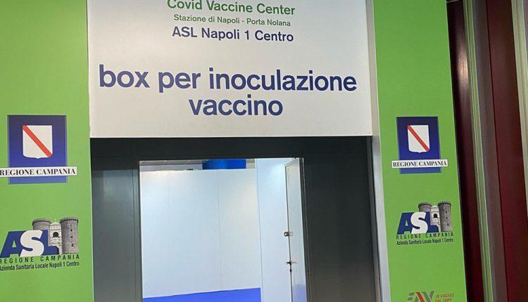 Emergenza Vaccini: a Napoli, scorte quasi finite, aperti 2 hub su 5. L'Asl Napoli 2 chiude tutto fino a mercoledì