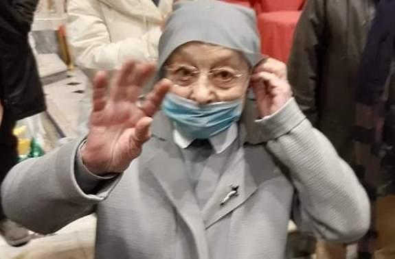 Addio  Suor Anna Margherita: la storica suora centenaria delle Figlie di Sant'Anna va in paradiso