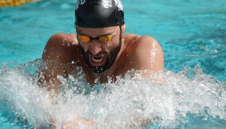"""Massimiliano Rosolino testimonial e voce dell'OTT di ISL: aNapoli i campioni internazionali accolti dal signore dei 200 misti, """"Onorato di poter raccontare la mia città alle stelle del nuoto"""""""