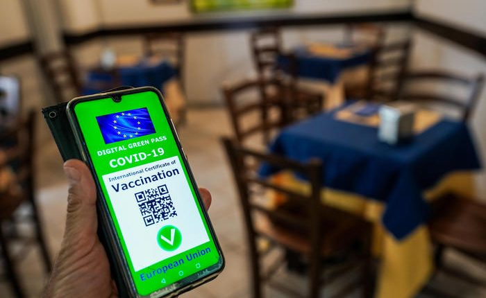 Ecco il Green Pass nei ristoranti: la protesta di Massimo Di Porzio presidente Fipe Confcommercio Campania