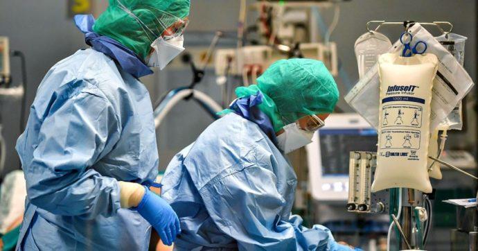 Emergenza Covid: Campania; risale il tasso di contagio, 13 morti, 531 positivi. In calo le terapie intensive, salgono le degenze
