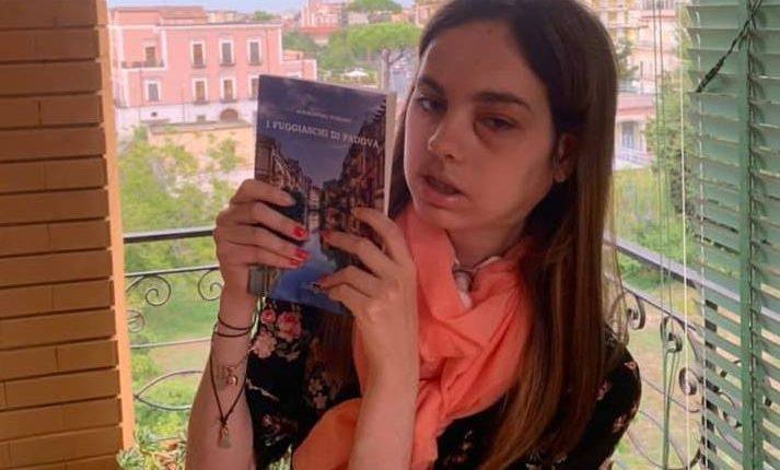 """Ecco  """"I Fuggiaschi di Padova"""", il libro della porticese Alessandra Romano per finanziare la ricerca sulla neurofibromatosi"""